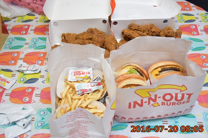 In-N-Out Burger~