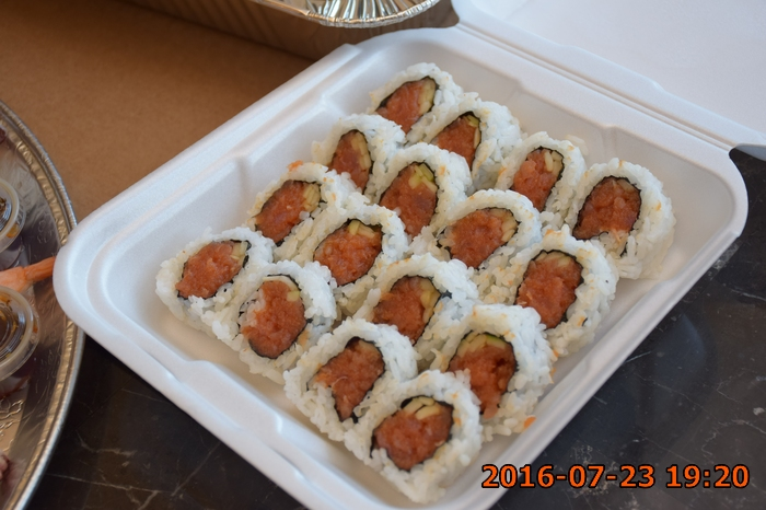 繼續吃 Spicy Tuna!